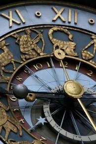 Astrological-Clock