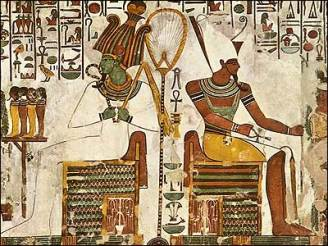 Osiris and Atum - tribe