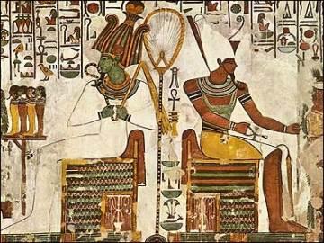 Osiris and Atum - tribe