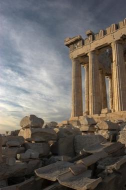 Grecia El Partenón de Atenas