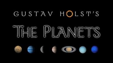 gustav holst the planets