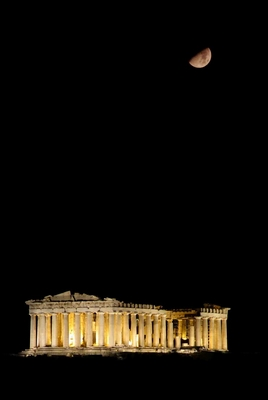 Parthenon_Night