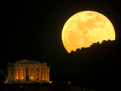 perigee moon_The exact time of perigee will be 1134 p.m. ET Saturday_5_5_2012