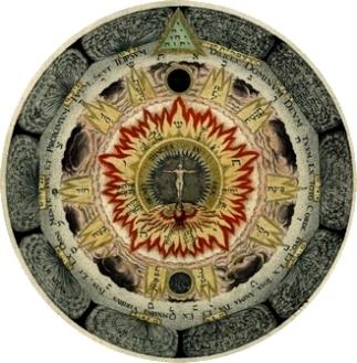Amphitheatrum_sapientiae_aeternae_-_The_cosmic_rose_