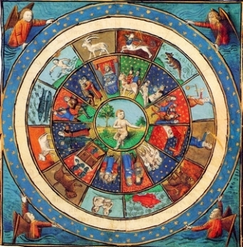 Table des hommes illustres, manuscrit en latin du XVIIème_