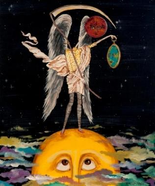 Transit of Venus by Paula Hallman