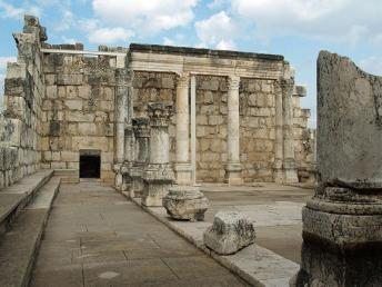 capernaum_synagogue_by_david_shankbone