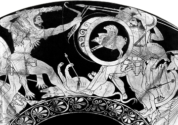 Héraklès et Géryon (2)