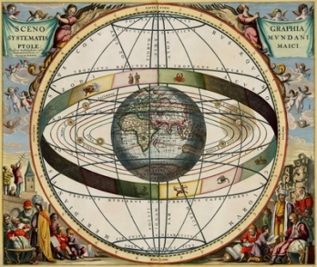Scenographia Systematis Mundani Ptolemaici_
