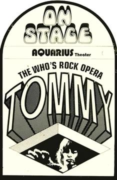 Tommy Opera Rock