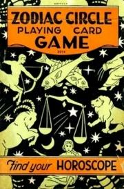 Zodiac Circle Playing Card Game (1930s)_1