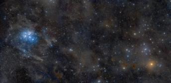 Pleiades to Hyades_