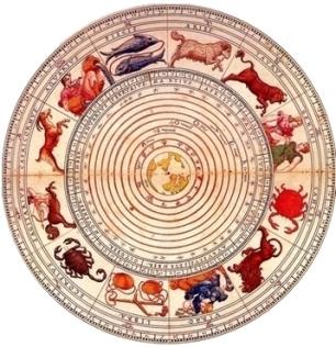 Portulan de Coligny, manuscrit en latin du XVIème siècle_1