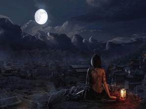 Full-moon-Rising-9th-house