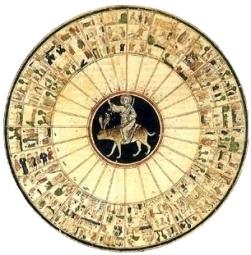 Las mansiones lunares. Libro de astromagia. Biblioteca Vaticana_ok
