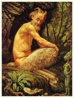 self-portrait-as-a-faun-1985-johfra-bosschart