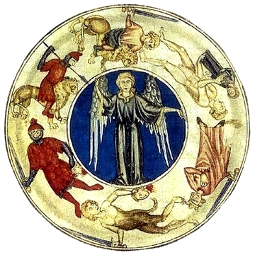 Rueda de Marte_Biblioteca Vaticana_
