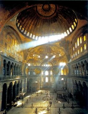 BASILICA OF HAGIA SOFIA