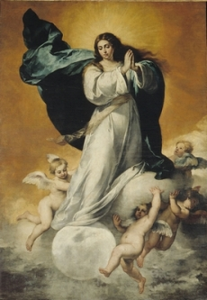 Inmaculada Concepción (La Colosal) - Immaculate Conception (The Colossal) - Bartolomé Esteban Murillo