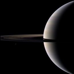 Saturn After Equinox