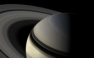 Saturn from Cassini 3