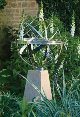 David Harbers armillary spheres