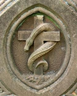 gnostic-serpent-cross