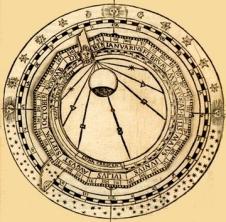 Petrus Apianus - Cosmographia2