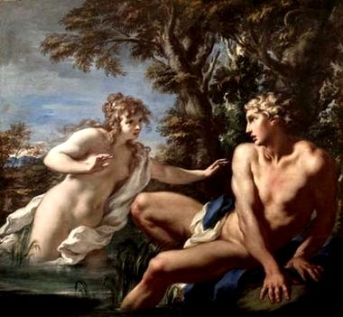 salmacis-and-hermaphroditus - Najmul Dewan