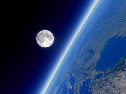 The-Moon-and-our-beautiful-home-Earth