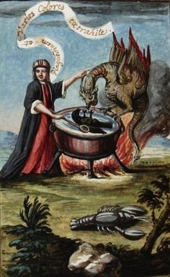 Beinecke Rare Book and Manuscript Library, Mellon MS 131, f. 80r. Federico Gualdi.