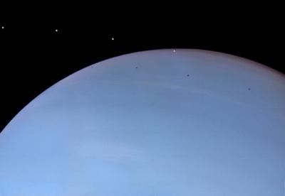 Despina, Moon of Neptune