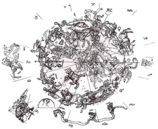 la farnesina esfera
