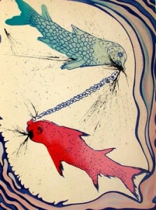 Salvador Dalì - Pisces