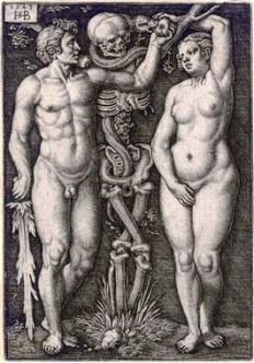 Adam and Eve (1543)