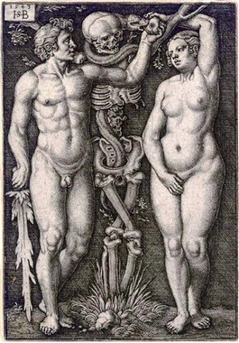 Adam and Eve (1543)