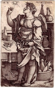 Hans Sebald Beham - astrologia