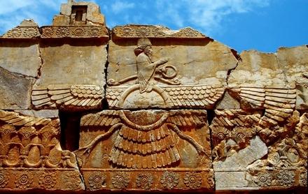 Sumerian Zoroaster - Ahura Madza
