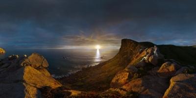 Sunset at Cabo da Roca (2)