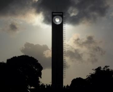 Monumento Marco Zero do Equador - Equinócio da Primavera