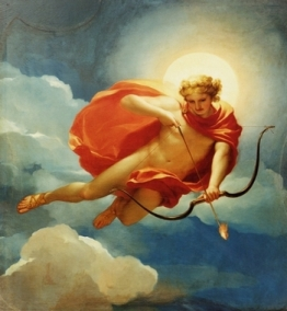 Helios as the Personification of Midday, 18th century painting by Anton Raphael Mengs.