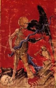 Monkey & Violin, Aurora Consurgens, 15th