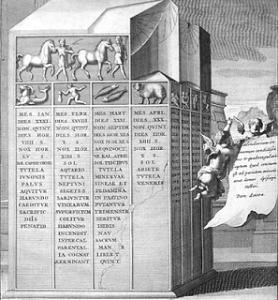 Menologium Rusticum Vallense