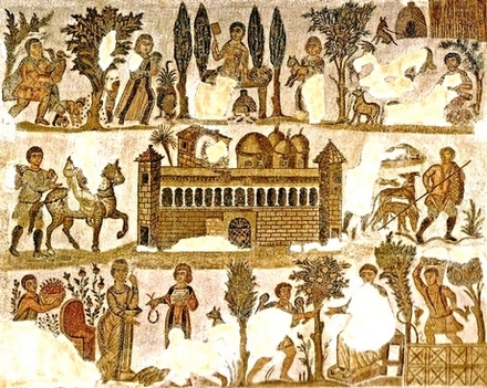 Mosaico del dominus Iulius