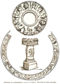 reloj louvre 1890