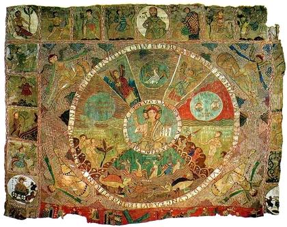 Tapiz de la Creación de la Catedral de Girona