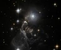 A nebula in the constellation Taurus