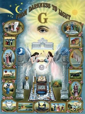 Antique masonic poster-lg