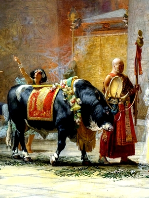 Bridgman_F_The_Procession_of_the_Sacred_Bull_
