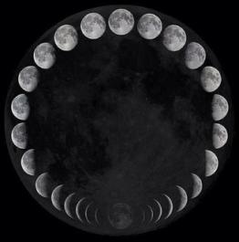 ciclo lunar